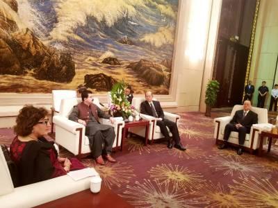 چیئرمین سینیٹ نے یہ تجویز گوادر اور چین کے جنوبی صوبے لیاﺅنگ کے سب سے بڑے شہر اور پورٹ سٹی میں پائی جانے والی مشترکہ قدروں کی بنیاد پر دی