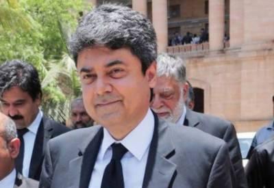 سینیٹرمحمد فروغ نسیم نے بطور وفاقی وزیر برائے قانون و انصاف قلمدان سنبھال لیا