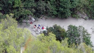 اٹلی میں سیلاب سے تقریباً 8 کوہ پیما ہلاک
