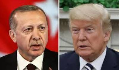 پادری کے معاملے پر ترکی سنگین غلطی کررہا ہے :صدر ڈونلڈ ٹرمپ