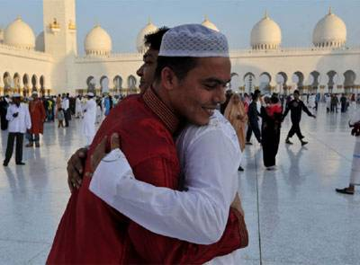 Muslims celebrate Eid-al-Adha as pilgrims conduct Hajj