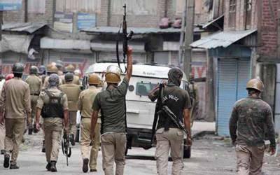 بھارت کی جانب سے عیدسے قبل ہی مقبوضہ کشمیرمیں سخت پابندیاں نافذ