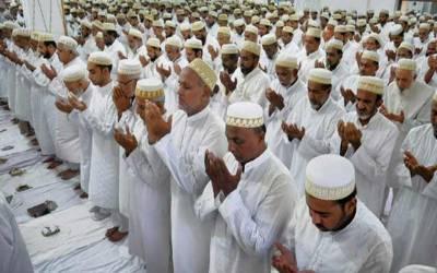 کراچی:بوہری برادری نے منگل کو عیدالاضحی مذہبی عقیدت و احترام کے ساتھ منائی۔