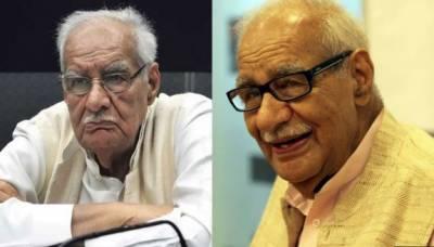 نئی دہلی: معروف بھارتی صحافی، مصنف اور سماجی کارکن کلدیپ نائر 95 برس کی عمر میں انتقال کرگئے۔