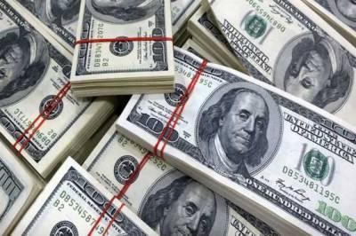 امریکی ڈالر کی قیمت میں 21 پیسے اضافہ