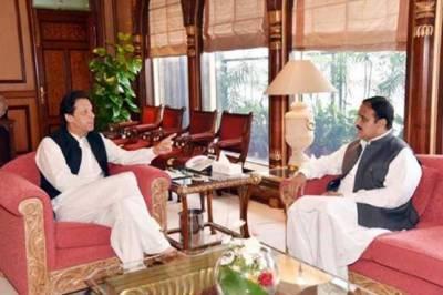 پنجاب میں مختصر کابینہ، وزیرِاعظم اور وزیراعلیٰ کی ملاقات میں اتفاق