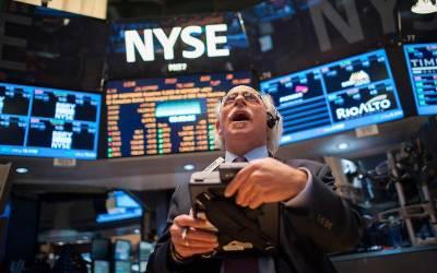 امریکی سٹاک مارکیٹ اضافے پر بند