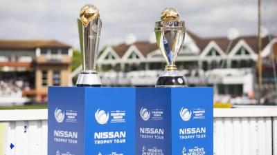 انٹرنیشنل کرکٹ کونسل نے ورلڈ کپ 2019 کی ٹرافی ٹور کا اعلان کردیا