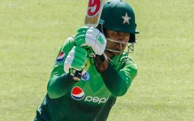 پاکستانی کرکٹ سٹار فخر زمان نے آئندہ ورلڈ کپ پر نظریں جما لیں