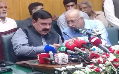 وفاقی وزیر ریلوے کا ریلوے کو اسی سال خسارے سے نکالنے اور ریلوے ملازمین کے لیے اپارٹمنٹس بنانے کا اعلان