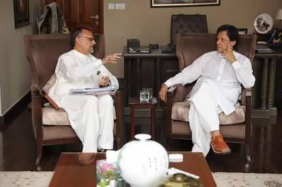 وزیراعظم پاکستان کو چند اعلی شخصیات کی کرپشن کے ثبوت بھی فراہم کیے,سینیٹر اعظم خان سواتی