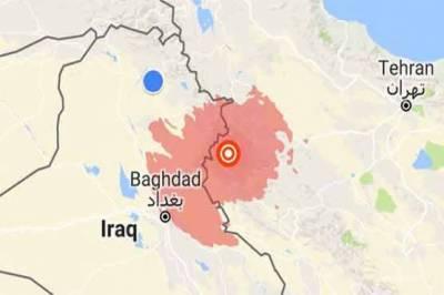 ایران اور عراق میں 6.1 شدت کا زلزلہ، ایک شخص ہلاک