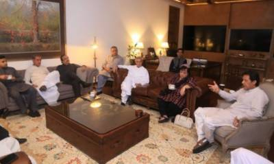 تحریک انصاف کی قیادت نے صدارتی انتخابات کے لئے آزاد ارکان سے رابطوں کے لئے دو رکنی کمیٹی تشکیل دے دی