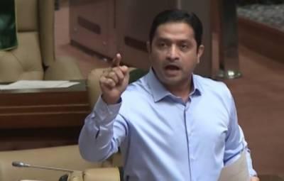 پاکستان تحریک انصاف نے خرم شیر زمان کو سندھ اسمبلی میں اپوزیشن لیڈر کے لئے نامزد کرنے کا فیصلہ کرلیا