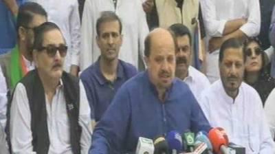 تحریک انصاف نے سندھ میں پیپلزپارٹی کی دو اہم وکٹیں گرا دیں, سابق وزیر حاجی مظفر شجرہ اور قادربخش کلمتی کپتان کے کھلاڑی بن گئے