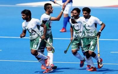 ایشین گیمز مینز ہاکی: پاکستان اپنا پانچواں اور آخری گروپ میچ بنگلہ دیش کے خلاف کھیلے گا۔