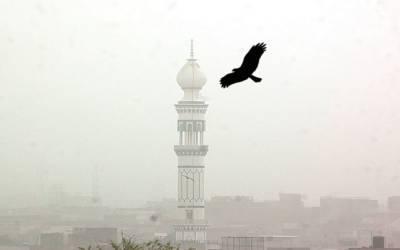 ملک بھر میں مون سون کی بارشوں کے بعد موسم پھر گرم اور خشک ہوگیا۔