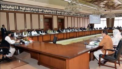 وفاقی کابینہ نے جنوبی پنجاب صوبے کے قیام کے لیے کمیٹی قائم کردی