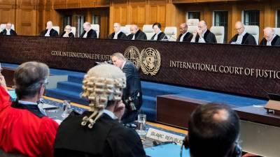 امریکہ نے ایران کے بارے میں عالمی عدالت انصاف کے دائرہ اختیار کو مسترد کردیا