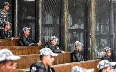 مصر میں 6 افراد کو سزائے موت کا حکم