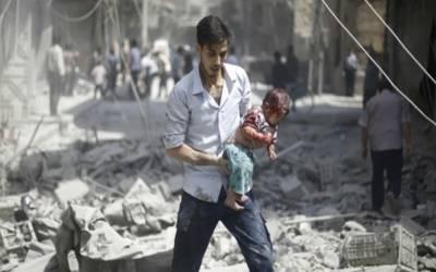 اقوام متحدہ کی امریکا اور اس کے اتحادی ممالک کو شامی امن مذاکرات میں شرکت کی دعوت