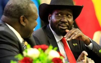جنوبی سوڈان کے باغی رہنما کا امن معاہدے پر دستخط سے انکار