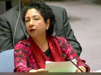 کشمیرپرسلامتی کونسل کی قراردادوں پرعمل نہ ہونااقوام متحدہ کی ساکھ پرسوالیہ نشان ہے،ملیحہ لودھی