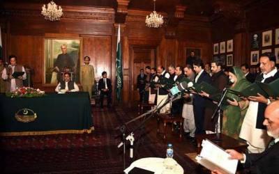 نومنتخب پنجاب کابینہ کا پہلا اجلاس ہفتہ کو طلب کیے جانے کا امکان