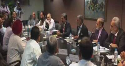 پاکستان اور بھارتی انڈس واٹر کمیشنرز کے مابین دوروزہ مذاکرات نتیجہ خیز نہ ہو سکے، انڈس واٹر کمیشنر نے مشترکہ اعلامیہ جاری نہ ہونے کی ذمہ داری اعلیٰ حکام پر ڈال دی