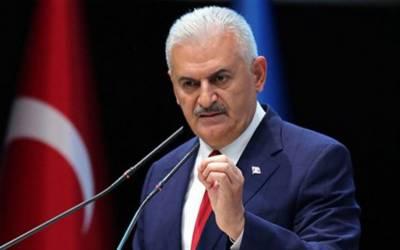 ترکی خودمختار ملک ہے اور اپنے فیصلے خود کرتا ہے۔ بن علی یلدرم