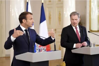 روس اور یورپ کے باہمی تعلقات میں حقیقت پسندی کا وقت ہے۔ فرانسیسی صدر
