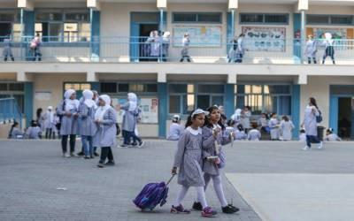 نئے تعلیمی سال کا آغاز، 13 لاکھ فلسطینی طلباءسکول روانہ
