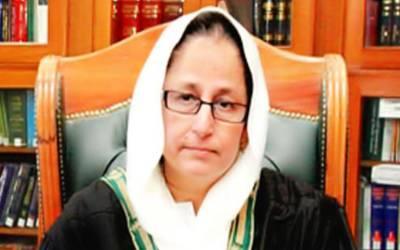 جسٹس طاہرہ صفدر پاکستان میں پہلی خاتون چیف جسٹس بلوچستان ہائیکورٹ مقرر