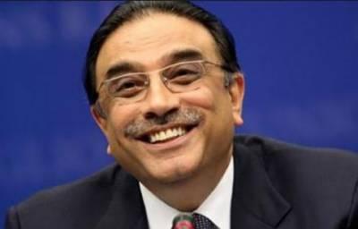 سندھ کے منی لانڈرنگ میگا اسکینڈل کیس میں نامزد ملزم سابق صدر آصف علی زرداری کی عبوری ضمانت منظور کرلی گئی