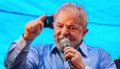 برازیل کےالیکٹورل کورٹ نےلولاداسلواکی درخواست مستردکردی،خبرایجنسی