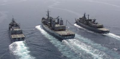 روس آج سے بحیرہ روم میں بڑی فوجی مشق شروع کررہا ہے