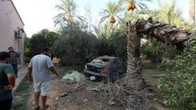 لیبیا کے دارالحکومت میں پرتشدد کارروائیوں کا سلسلہ جاری ہے