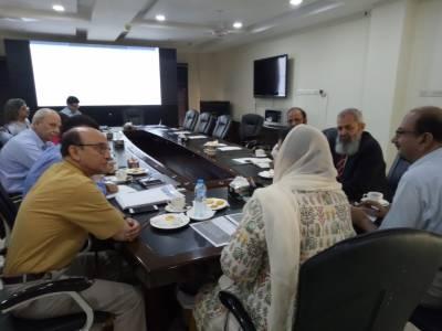 صوبائی وزیرصحت ڈاکٹر یاسمین راشد کی زیر صدارت محکمہ پرائمری اینڈ سیکنڈری ہیلتھ کا اجلاس منعقد