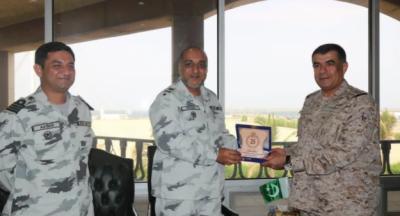 پاک بحریہ کے جہاز پی این ایس اصلت کا سعودی عرب کی بندرگاہ جدہ کا دورہ:ترجمان پاک بحریہ
