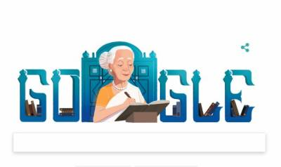 فاطمہ ثریا بجیا کے 88 ویں یوم ولادت پر گوگل کا خراج عقیدت