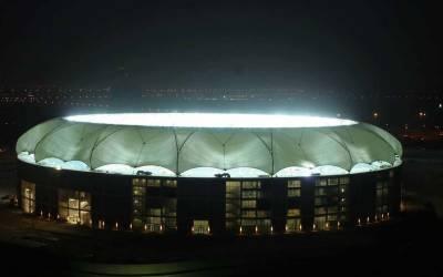 ایشیا کپ کی میزبانی، دبئی اسٹیڈیم میں تیاریاں مکمل