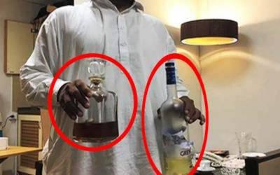 کمرے سے برآمد ہونے والی بوتلیں میری ہیں،شرجیل میمن کے گرفتار ڈرائیور کا پولیس کو بیان