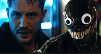 ٹام ہارڈی بھی فلم وینم میں ایسی ہی صورتحال سےدوچارہیں، جس کا فائنل ٹریلرجاری کردیاگیاہے،