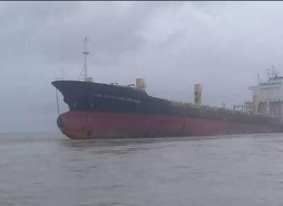 میانمار کے ساحل کے قریب پراسرار آسیب زدہ بحری جہاز کا معمہ حل ہوگیا،