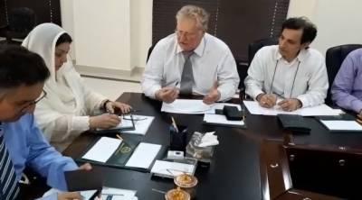 صوبائی وزیرصحت ڈاکٹریاسمین راشدکہتی ہیں کہ بہت جلد پنجاب میں ہیلتھ انشورنس اسکیم متعارف کرائی جائے گی