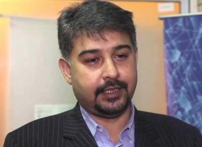علی رضا عابدی نےمتحدہ قومی مومنٹ پاکستان کی پارٹی رکنیت سےاستعفیٰ دے دیا