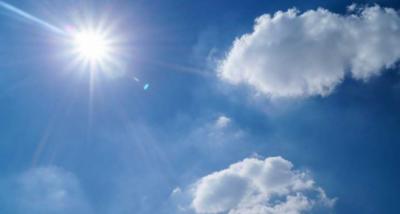 ملک کے مختلف شہروں میں سورج اور بادلوں کے درمیان آنکھ مچولی کا سلسلہ جاری