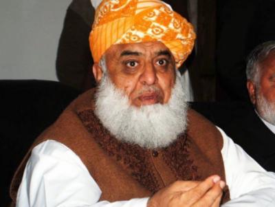 حزب اختلاف کی تمام جماعتوں نے صدارتی انتخاب کےلئے مجھ پر اعتماد کیا،سربراہ ایم ایم اے مولانا فضل الرحمان
