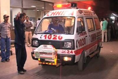 کراچی: ملیرالفلاح بلاک بی میں گھرسےلاش ملنےکامعاملہ
