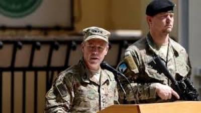 امریکی فوج کے جنرل سکاٹ ملر نے افغانستان میں نیٹو فورسز کی کمان سنبھال لی